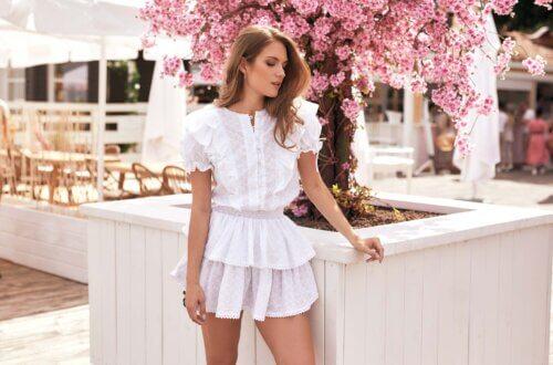 Lato z LOVIN, ekskluzywne sukienki na lato, topy i spódniczki
