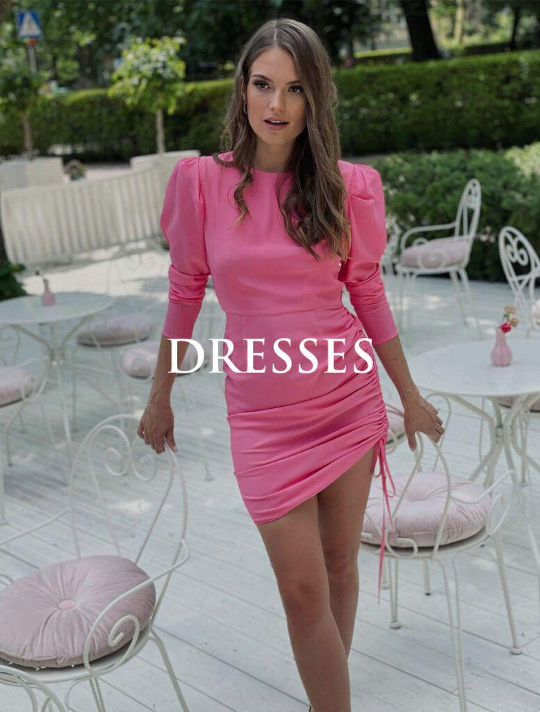 exclusive dresses LOVIN